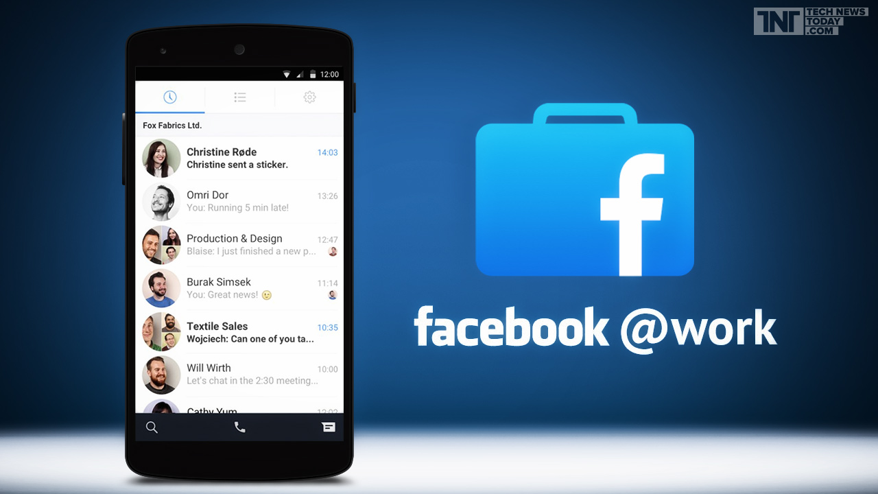 Facebook At Work Launches On October 10 How Will It Fare
