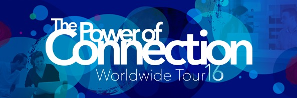 Jive 'Power of Connection' banner