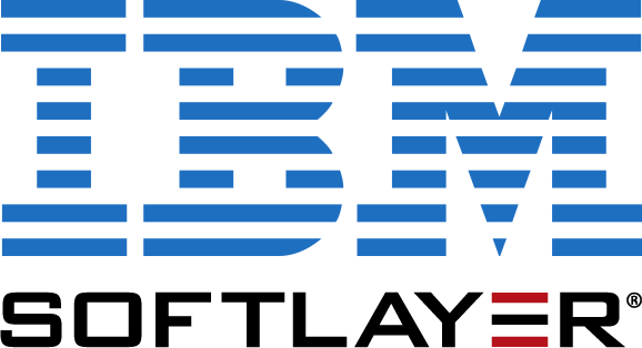 IBM SoftLayer logos