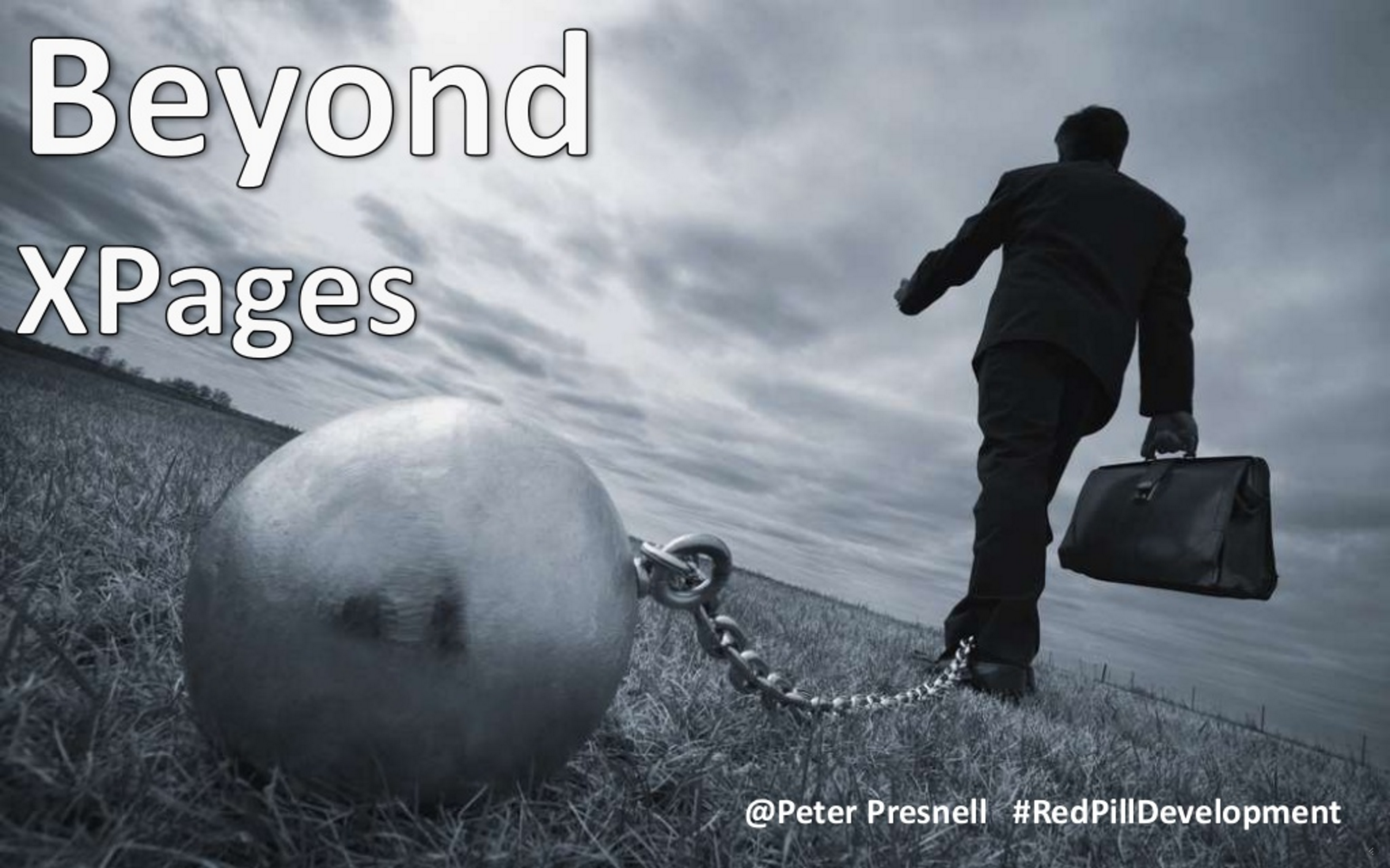 Beyond Xpages